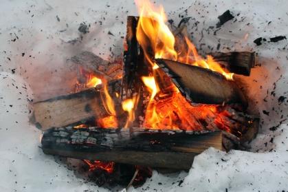 fire-snow